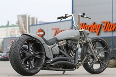 Thunderbike Nickel Rocker