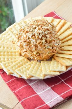 This perfect party cheese ball is a super easy appetizer that all your guests are sure to love!
