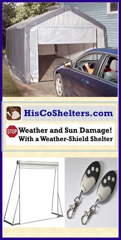 Electric Door Roll-up Accessories. Free Shipping next 10 Days. **See: www.HisCoShelters.com **Come check out our website explore what we have because there are free shipping both ways you can feel comfortable you are going to get good purchase from us #garage #carport #shelter #parts #accessories
