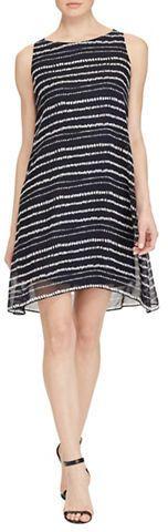 Lauren Ralph Lauren Petite Sleeveless A-Line Dress