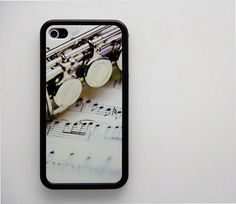 Flute phone case I love playing the flute