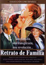 Retrato de familia (DVD ESP GIM), basada en la novel·la Mi idolatrado hijo Sisi de Miguel  Delibes.