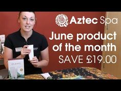 SAVE £19.00 with the Aztec Spa, ELEMIS product of month!