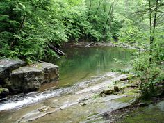 Seven Tubs Natural Area Is One Of the Most Beautiful Natural Places in Pennsylvania