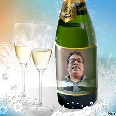 Resultado da fotomontagem : Champagne Festa de Noivado Casamento - Pixiz Happy Diwali Pictures, Champagne Party, Wedding Engagement, Marie, Alcoholic Drinks, Instagram, Creative, Photo Montage, Montages