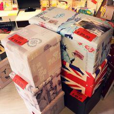 Pouff contenitori a partire da 1999 con i SALDI. #saldispaziolibero #sales #spazioliberolowcost #arezzo