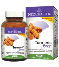 Turmeric Supplement by New Chapter - Turmeric Force® at ProHealth