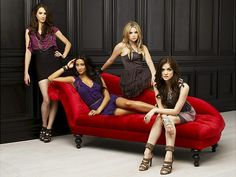 Pretty Little Liars - Vagalume