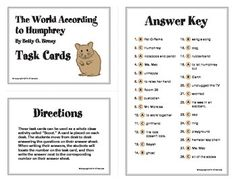 The World According to Humphrey Quiz | World, Book and The o'jays