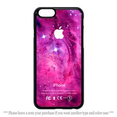 Dragon Pink Galaxy Nebula Cases Cover iPhone 4 4s 5 5s 5c 6 6 plus Case #UnbrandedGeneric