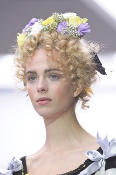 Meadham Kirchhoff at London Fashion Week Spring 2013 - StyleBistro