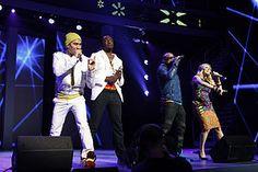 The Black Eyed Peas -