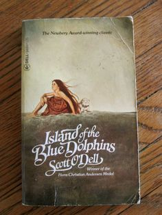 Island of the Blue Dolphins by Scott O'Dell. I remember this book really meaning a lot to me as a pre-teen. One of those books that really stay with you.
