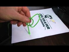 Fly Fishing Basic Knots - How to Tie A Perfection Loop - Part 1 Fly Fishing Basics, Fishing Kit, Going Fishing, Carp Fishing, Fishing Tackle, Fly Casting, Different Fish, Fly Rods, Sea Fish