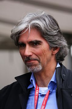 Damon Hill - My best-loved F1 pilot of all time. Loved his style and his personality.