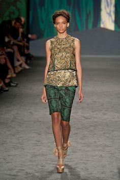 #fashionweek #newyork Vera Wang Spring 2013