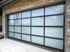 Glasspassingdoor Full View Aluminum Glass Garage Door