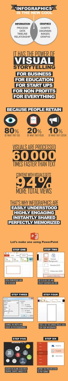 Algunos consejos para hacer infografías