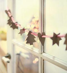 Voyez ces 40 idées de décorations de Noël à faire soi-même. Allez, c'est le temps de faire des bricolages de Noël faciles!