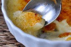 Classic Crème Brulee {And Quick Video Tip on Splitting & Scraping Vanilla Beans}