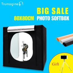 80*80*80CM Portable LED Photo Studio Lightbox Softbox Light Tent Shooting Softbox Photography Light Box For Jewelry Clothing  Price: 85.99 & FREE Shipping #computers #shopping #electronics #home #garden #LED #mobiles #rc #security #toys #bargain #coolstuff |#headphones #bluetooth #gifts #xmas #happybirthday #fun