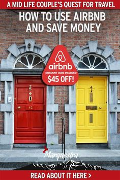 How to Save Money with Airbnb Travel Advice, Travel Guides, Travel Hacks, Travel Articles, Travel Stuff, Air Bnb Tips, International Travel Tips, Family Travel, Group Travel