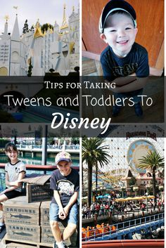 Planning to travel to a Disney park with kids of varying ages? Here's how to make the most of a Walt Disney World or Disneyland visit with toddlers, tweens, and every age in between.