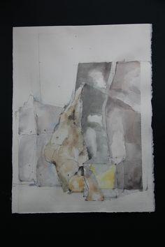 Opstilling, Akvarel