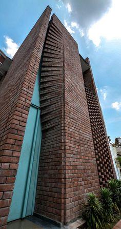 Office facade design Industrial Brick Officesubtle Yet Bold Pinterest 179 Best Building Facade Design Images In 2019 Facade Design
