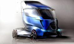 CAR Design work by Stoianov Sebastian-Mihai, via Behance