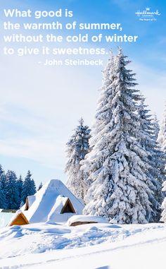 What's your favorite part of winter?   #Winterfest #HallmarkChannel
