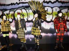 The Fashion World of Jean Paul Gaultier :: www.amodadacasa.com.br/blog/the-fashion-world-of-jean-paul-gaultier/
