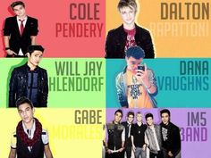 I just decided... MY favorite boy band is IM5! :) ❤
