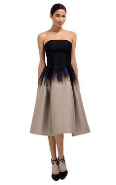 MARY KATRANTZOU  Saga Trees Nevis Dress