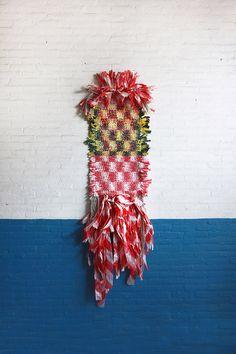 Dienke Dekker - Union of Striped Yarns