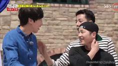 jo in sung lee kwang soo slap running man