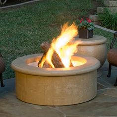 Catalina Fire Pit & Table