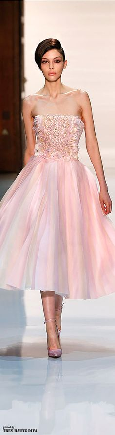 Georgea Hobeika Spring/Summer 2014 Couture http://www.style.com/fashionshows/collections/S2014CTR/