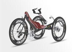 Tricycle Bike, Trike Bicycle, Recumbent Bicycle, Recumbent Bike Workout, Trike Motorcycle, Motorized Bicycle, Moto Bike, Cool Bicycles, Cool Bikes