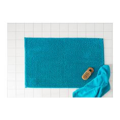 TOFTBO Bathmat, turquoise $12.99 $9.99 Article Number:201.639.63 Made of microfiber; ultra soft, absorbent and dries quickly. Read more Siz...