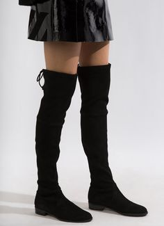 Stuart Weitzman Lowland Boot - Nathalie Schuterman | multi-brand butik med high-end mode sedan 15 år