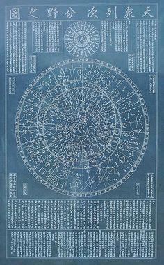 """""""천상열차분야지도 is a c. Korean star map, copies of which were spread nationwide… Terre Plate, Star Maps, Korean Star, Class Projects, Winter Art, 14th Century, Stone Carving, Back Home, Constellations"""