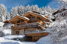 Environmentally friendly ski holidays and eco-friendly ski chalets in the European Alps brought to you by Ultimate Luxury Chalets