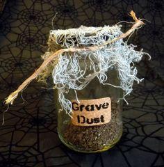 grave dust