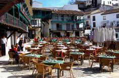 Los diez pueblos más bonitos de Madrid