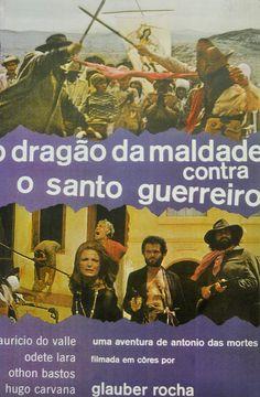 O Dragão da Maldade contra o Santo Guerreiro, 1969.