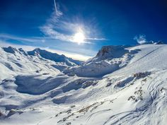 Val d'Isère French Alpes by ISSARTEL Thibaud on 500px