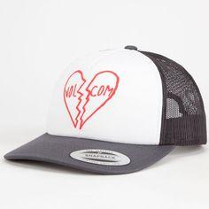 Volcom Nacho Womens Trucker Hat ($18) ❤ liked on Polyvore
