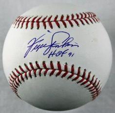 Signed Fergie Jenkins Ball - Hof 91 Oml #g08028 - JSA Certified - Autographed Baseballs by Sports Memorabilia. $78.64. CUBS FERGIE JENKINS HOF 91 SIGNED AUTHENTIC OML BASEBALL JSA #G08028