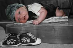 Rocker in training!!!!